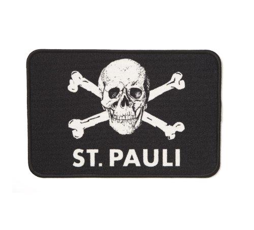 1.FC St. Pauli - Totenkopf Fussmatte