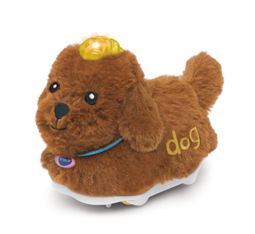 Vtech – Toot Toot Animals – Dog – Tut Tut Animo Chien Bretzel Version Anglaise