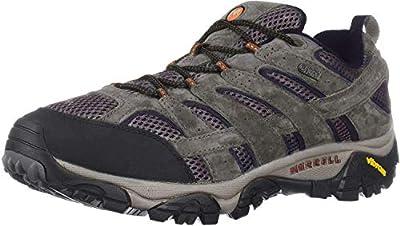 Merrell mens Moab 2 Wp Hiking Shoe, Beluga, 11.5 US