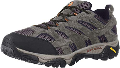 Merrell Men's Moab 2 Waterproof Hiking Shoe, Beluga, 10.5 M US