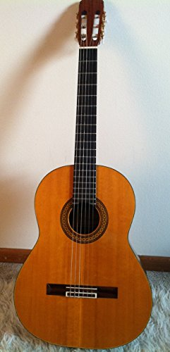 S. Nakanishi Hand Crafted Classical Guitar