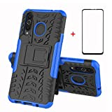 FullProtecter Samsung Galaxy A8S case,with[2 Pack Tempered