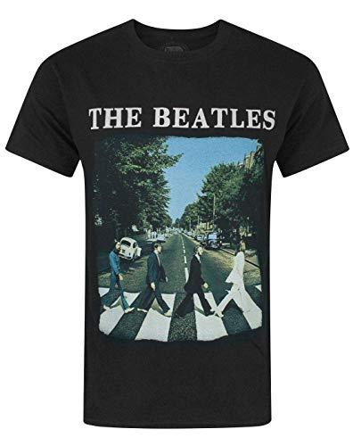 The Beatles Abbey Road Men's T-Shirt (XL)