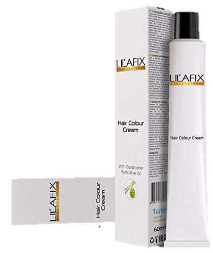 Lilafix Professional Haarfarbe 100ml - 0/01 silber Hair Color Cream