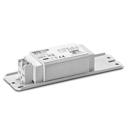Vossloh Schwabe Vorschaltgerät Leuchtstofflampen 2X 18 oder 20 Watt PL-L Dulux L PL-Q Square Dulux F TC-F VVG KVG
