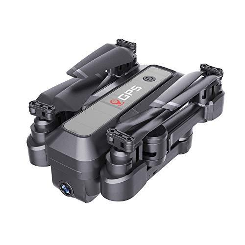 GYZLZZB Tragbare Faltbare Fernbedienung-Drohne mit 4K HD-Kamera, 20 Minuten Flugzeit, GPS-Positionierung, Gestensteuerung / -fotoaufnahme, Headless-Modus, automatische Follow-up, Unterstützung für 3D
