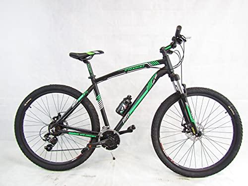 mtb 29'' mountain bike bicicletta bici Daytona freni a disco forcella ammortizzata 21v (L(mt.1,88/2,05))