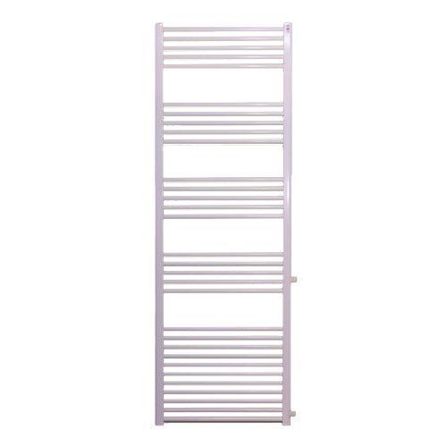 Badkamerradiator rechte vervanging radiator radiator handdoekverwarmer radiator naafafstand 500 mm 600 mm 900 mm 600 mm x 1000 mm Nabenabstand: 500 mm