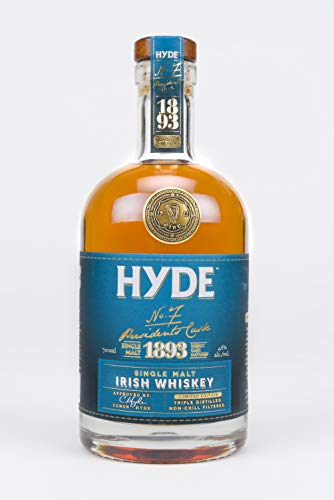 Hyde No. 7 Presidents Cask Sherry Cask Matured Limited Edition 1893 Whisky (1 x 0.7 l)