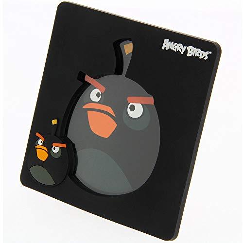 BB Angry Birds - Marco de fotos (negro)