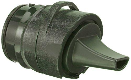 Survivor Filter Ersatz-Mundstück mit integriertem Carbon Filter. Passend für Survivor-Filter Triple Filtration, Wasser Filter Stroh.
