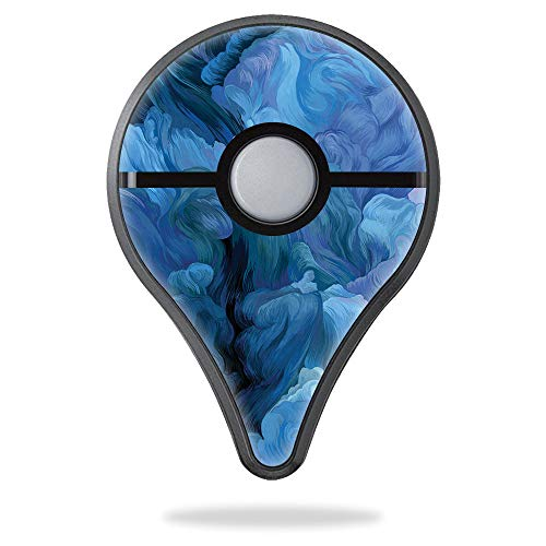MightySkins Skin Compatible with Pokemon Go Plus - Typhoon | Protective, Durable, and Unique Vinyl Decal wrap Cover | Easy to Apply, Remove, and Change Styles | Made in The USA