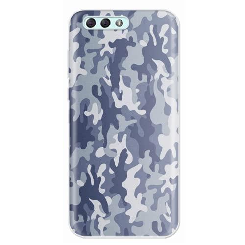 Capa para Zenfone 4 ZE554KL Sea Camouflage