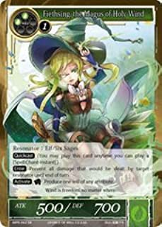 Force of Will Fiethsing, the Magus of Holy Wind MPR-062 SR