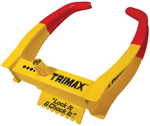 Trimax TCL65 Wheel Chock Lock