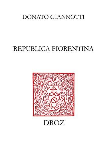 Republica fiorentina (French Edition)