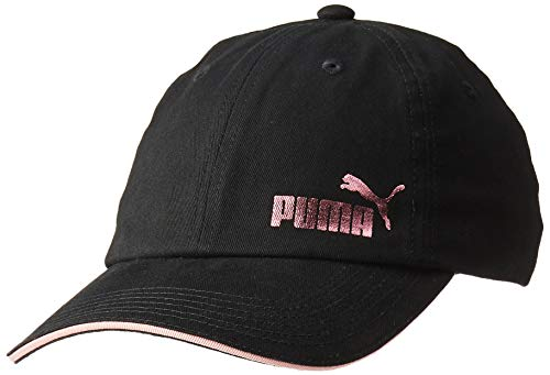 PUMA Gorra de béisbol para hombre. - negro - talla única