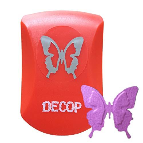 DECOP エンボスパンチ バタフライ