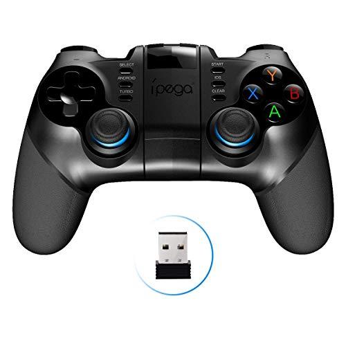 iPega 9156 PG-9156 Android Bluetooth Gamepad Plug & Play PUBG-kompatibel. 2,4 GHz USB-Dongle für RetroPie