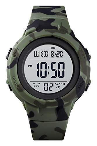 Reloj - SKMEI - Para Ni�os Hombre - Lemaiskm1615 GREEN