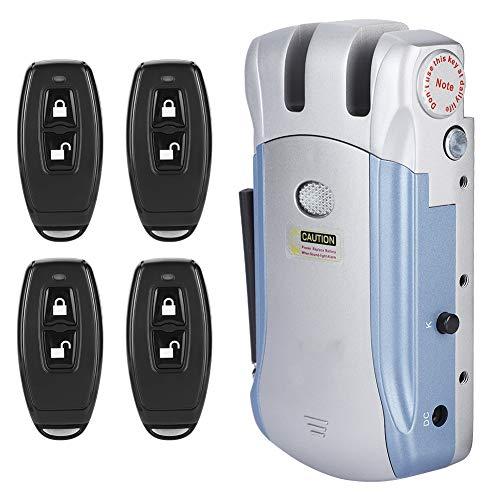 Wireless Universal Remote Control, Remoto para Puerta de Garaje del Coche Puerta eléctrica para garajes remotos, persianas enrollables