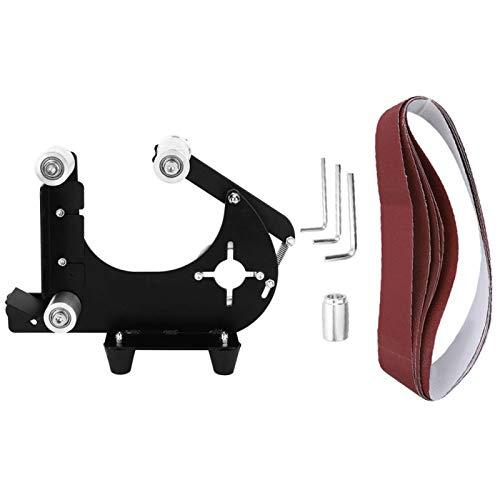 Lijadora Lijadora Lijadora para carpintería Lijadora demasiado angular Accesorios Lijadora de banda para industria de hardware para rueda de alambre Cepillo para pulir