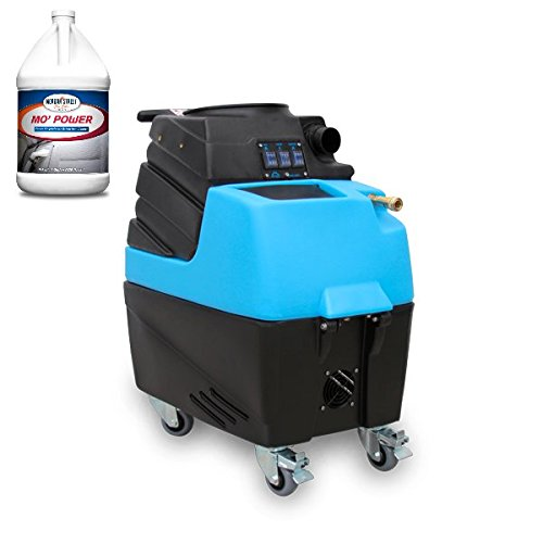 Spyder Made in The U.SA. Mytee HP60 Heated Carpet Extractor + Bulk Carpet Extractor Cleaner - 8 Quarts Included Makes 42 to 128 Gallons - Bundle 2 Items
