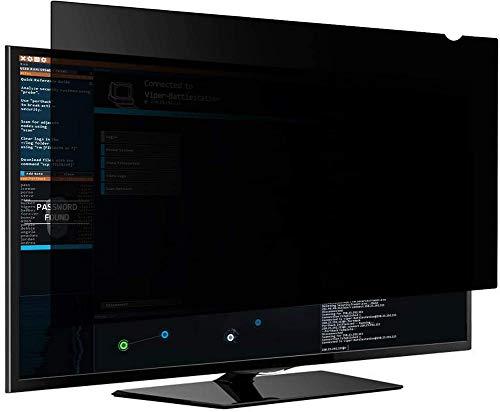 """yummyfood Bildschirmfilter Displayfilter Blickschutzfolie Kratzfest Blendschutz Privacy Filter Für Widescreen Monitor, 21,5\""""bis 24\"""""""
