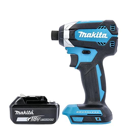 Makita DTD153Z 18V Cordless Brushless Impact Driver with 1 x 5.0Ah BL1850 Battery