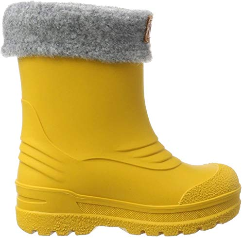 Kavat Unisex-Kinder Gimo WP Gummistiefel, Gelb (Yellow 930), 30 EU