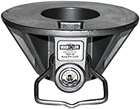 Heavy Duty Conical Trailer King Pin Lock