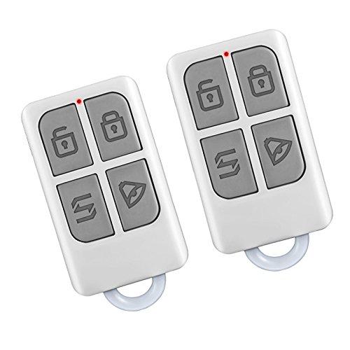 KERUI–RC531mando a distancia, receptor para GSM RTC para sistema de alarma, 1par