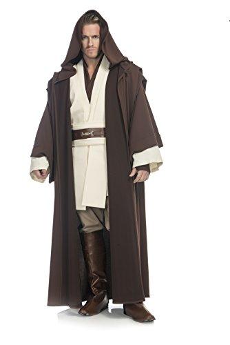 Men's Obi Wan Kenobi Fancy dress costume Large