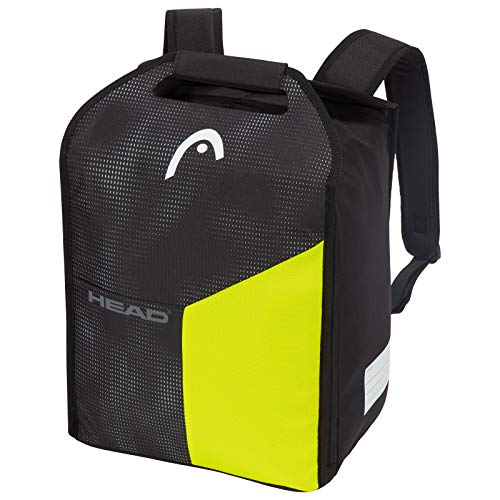 Head Allride Boot Backpack, Zaino per Scarponi da Sci Unisex-Adulto, Nero, 32 LTR