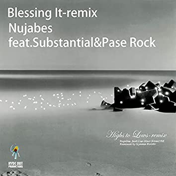 Blessin It -remix (12inch Ver.)