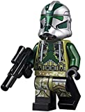 LEGO Star Wars Minifigure - Clone Commander Gree (with Blaster) 75234