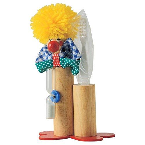 Dida - Clown Brosse à Dents et sablier