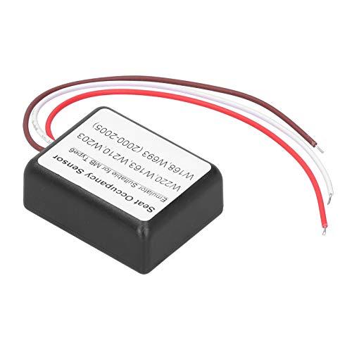 Emulador de sensor de ocupación de asiento apto para Mercedes-Benz Tipo 6 W220/W163/W210/W203/W168/W639 ABS