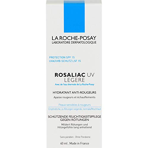 La Roche-Posay Anti - Rötungen Creme, 1er Pack (1 x 40 ml)