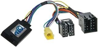 NIQ Lenkradfernbedienungsadapter geeignet für PIONEER Autoradios, kompatibel mit Renault Clio   Kangoo   Megane   Twingo