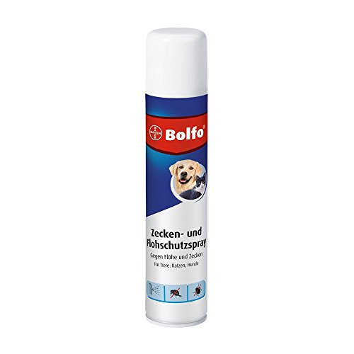BOLFO Zecken- u.Flohschutz-Spray f.Hunde/Katzen 250 ml