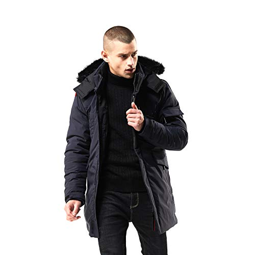 Mens Long Jackets