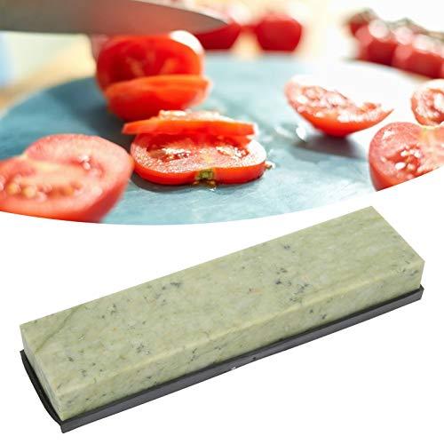 Piedra afiladora de piedra de afilar fácil de usar accesorio de cocina antideslizante