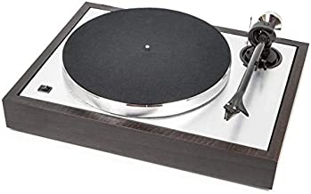 "Pro-ject The Classic Sub-chassis turntable with 9"" carbon/alu sandwich tonearm- Eucalyptus"