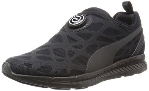 Puma DISC SLEEVE IGNITE STR FOAM Schwarz Unisex Sneakers Schuhe Evertrack Neu