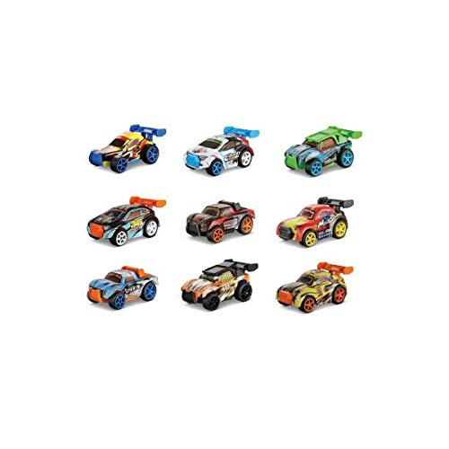 Maisto–NXS Racers in Blister, Mehrfarbig, 3.md17396