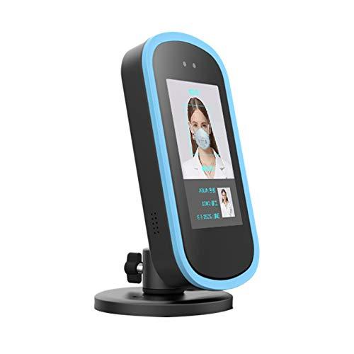 ZXCVBNAS 4.3 Zoll AI Terminal Zugangskontrollgerät Kamerasystem Gesichtserkennung Anwesenheitsmaschine Lochkartenmaschine Intelligent Biometrischer