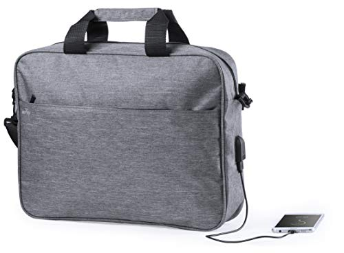 MKTOSASA - Borsa Ventiquattrore Portadocumenti per Laptop Fino a 15