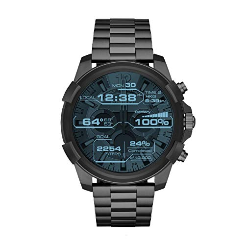 Diesel Herren Smartwatch Full Guard DZT2004 (erneuert)
