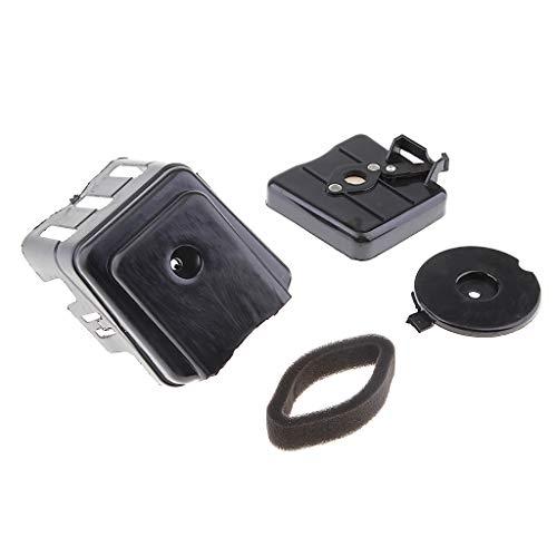 IPOTCH Kit de Caja de Filtro de Aire de 1 Pieza, Piezas de Repuesto, Filtro de Aire, Mejora Las Propiedades de Flujo para 33cc 43cc 47cc
